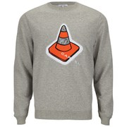 Carven Men's Cone Sweatshirt - China Grey