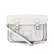 The Cambridge Satchel Company Two in One Satchel - Off White