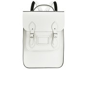 The Cambridge Satchel Company Portrait Backpack - Off White