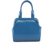 Lulu Guinness Women's Large Paula Tote Bag - Blue