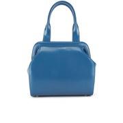 Lulu Guinness Women's Large Paula Tote Bag - Blue