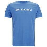 Animal Men's Loyale T-Shirt - Mid Blue