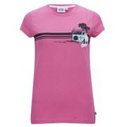 Animal Women's Arianwen Graphic T-Shirt - Shocking Pink