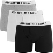 Animal Men's Asta 3-Pack Boxer Shorts - Multi