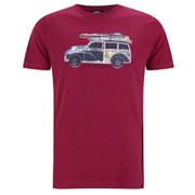 Animal Men's Loderoes Graphic T-Shirt - Rio Red
