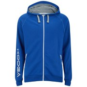Kooga Men's Zip Through Hoody - Reflex Blue