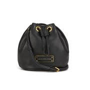 Marc by Marc Jacobs Women's Too Hot to Handle Mini Drawstring Bag - Black