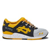 Asics Men's Gel-lyte III Trainers - Grey/Gold Fusion