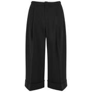 2nd Day Women's Cecilie Culotte Suiting Trousers - Black