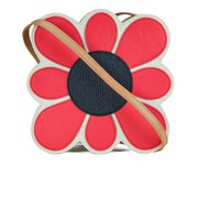 Orla Kiely Women's Flower Sling Applique Flowers Bag - Multi