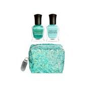 Deborah Lippmann Limited Edition Calypso Mini Duet Glitter Bag (2x8ml)