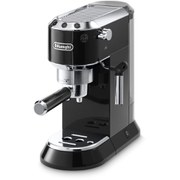 De'Longhi Dedica Pump Espresso Coffee Machine - Black