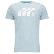 Boxfresh Men's Lyncean T-Shirt - Aquamarine Marl