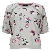 VILA Women's Pera Sweatshirt - Phantom
