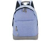 Mi-Pac Premium Chambray Backpack - Blue