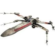 Hot Wheels Star Wars IV Una Nueva Esperanza X-Wing Modelo Luchador
