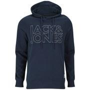 Jack & Jones Men's Fix Hoody - Navy