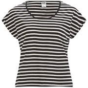 Vero Moda Women's Beaty Striped Top - Black