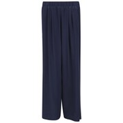 Six Ames Kila Silk Trousers - Navy