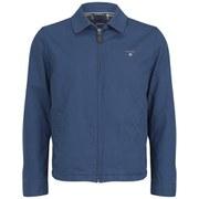 GANT Men's Windcheater Jacket - Blue