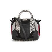 Alexander Wang Women's Rockie Sneaker Bowler Bag - Black/Lacquer