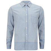 Cheap Monday Men's Air Denim Shirt - Pale Blue Denim
