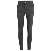 Cheap Monday Women's 'High Spray' Mid-Waisted Jeggings - Great Grey