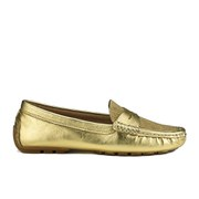 Lauren Ralph Lauren Women's Camila Loafers - Gold