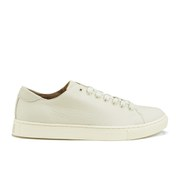 Polo Ralph Lauren Men's Jermain Leather Trainers - White