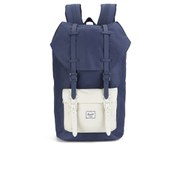 Herschel Supply Co. Little America Backpack - Navy/Natural/Flamingo/Navy/Natural Rubber