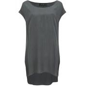 Religion Women's Scar Dress - Dark Grey