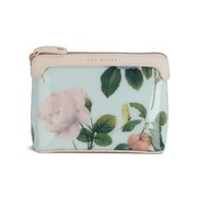 Ted Baker Women's Zabeth Distiguished Rose Small Wash Bag - Mint