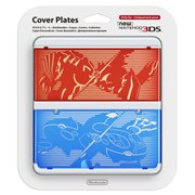 New Nintendo 3DS Cover Plate 009