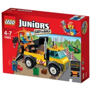 LEGO Juniors: Road Work Truck (10683)