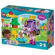 LEGO DUPLO: Doc McStuffins Rosie the Ambulance (10605)