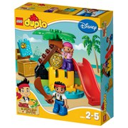 LEGO DUPLO: Jake and the Never Land Pirates Treasure (10604)