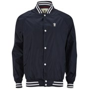 Soul Star Men's MJ Airgun Jacket - Navy