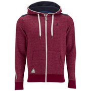 Kangol Men's Gander Hoody - Red Marl