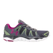 Under Armour Women's Micro G Engage II Running Shoes - Lead/White/Aubergine