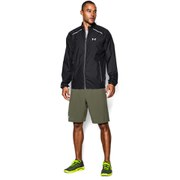 Under Armour Men's Storm Launch Running Jacket - Black/Reflective