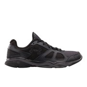 Under Armour Men's Micro G Strive V Training Shoes - Black/Charcoal