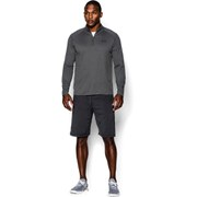 Under Armour Men's Tech 1/4 Zip Training Top - Carbon Heather