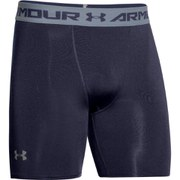 Under Armour Men's Armour Heat Gear Compression Training Shorts - Midnight Navy/Steel