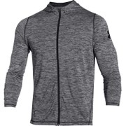 Under Armour Men's Tech Full Zip Training Hoody - Black