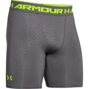 Under Armour Men's Armour Heat Gear Compression Training Shorts - Graphite