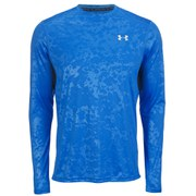 Under Armour Men's Ua Coldblack Long Sleeve Running T-Shirt - Blue Jet/Black/Reflective