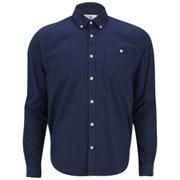 Barbour Men's Charles Oxford Shirt - Navy