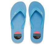 Animal Men's Costaz Flip Flops - Blue