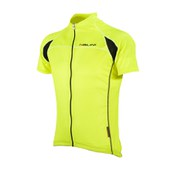 Nalini Red Label Karma Tl Short Sleeve Jersey - Yellow