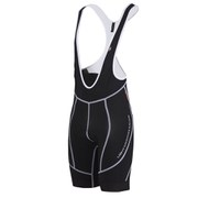 Nalini Red Label Rivo Bib Shorts - Black/White